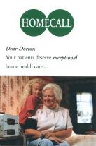 HomeCall Brochure